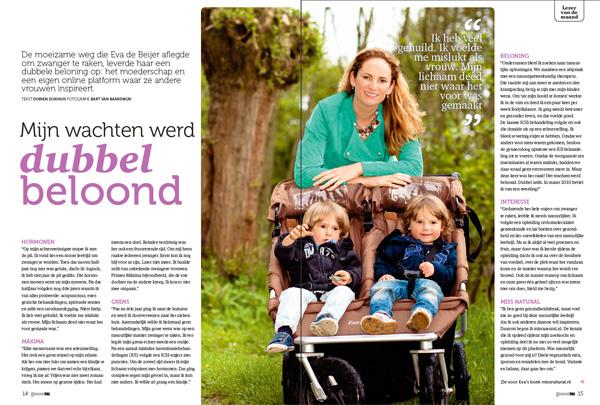GezondNu interview Miss Natural Eva de Beijer